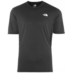 The North Face Flex II Camisa Manga Corta Hombre, tnf black